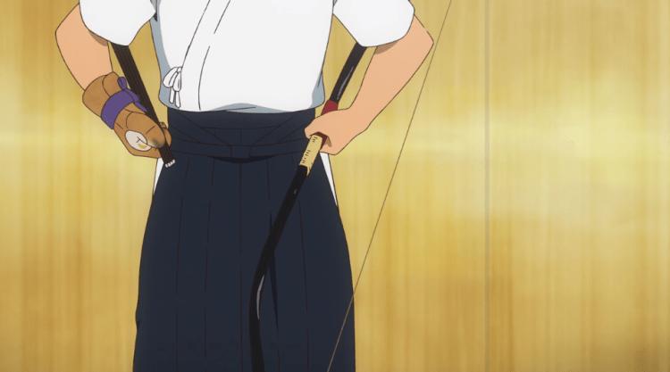 Tsurune episode 5 anime review