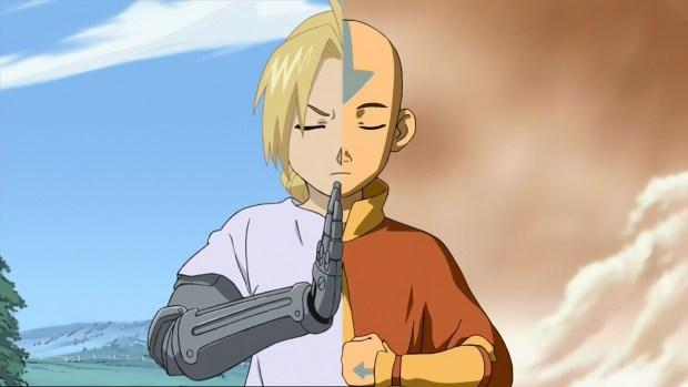 anime and cartoon
