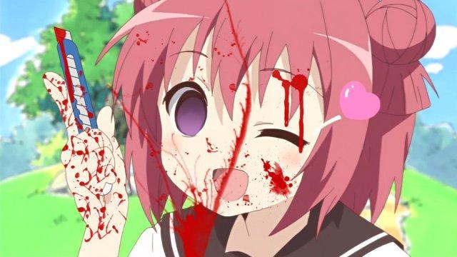 bloody yuru yuri
