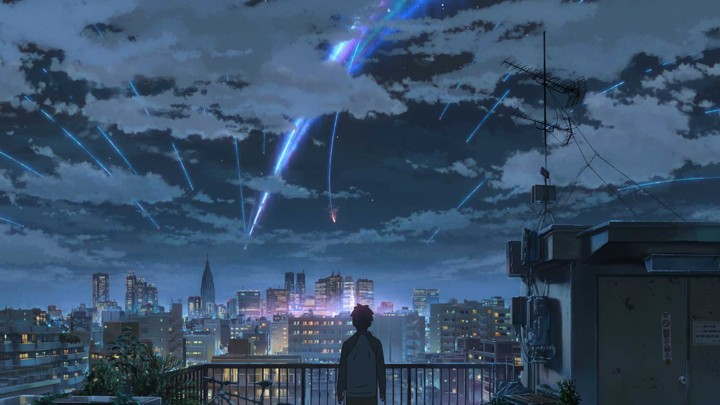 your name cityscape