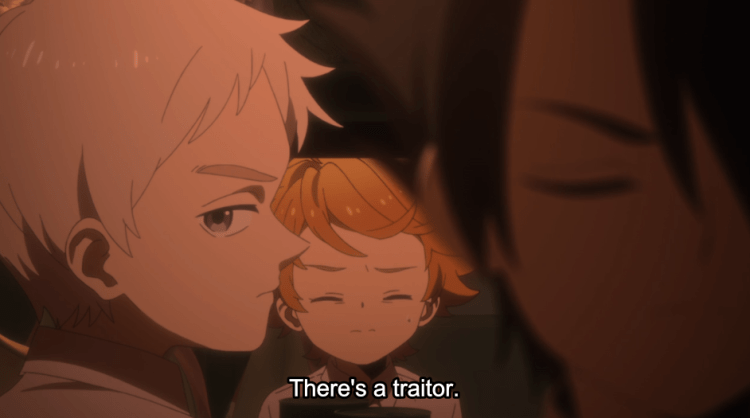The promised neverland episode 3 (46)