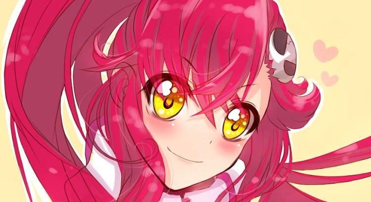 Yoko.Littner.pink hair