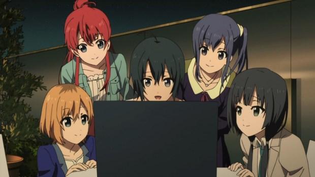 shirobak computer