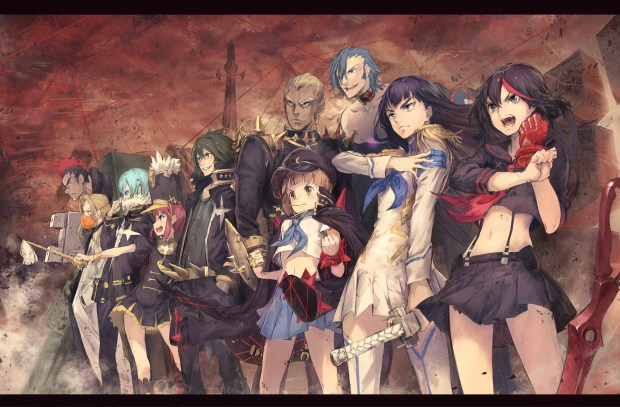 KILL.la.KILL ensemble