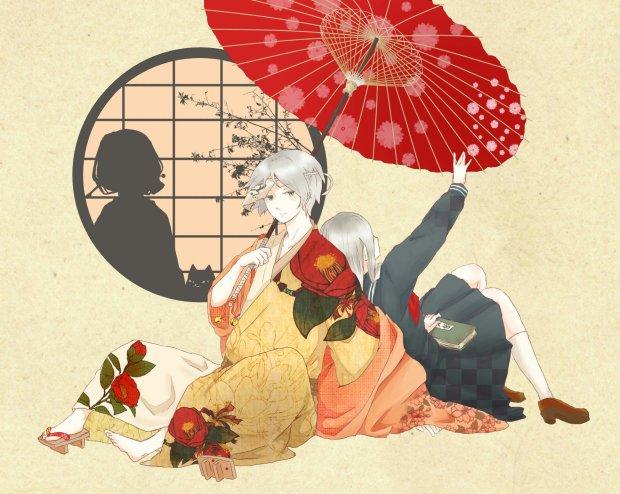 Natsume and reiko