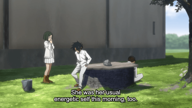 The Promised Neverland Ep 9 (8)