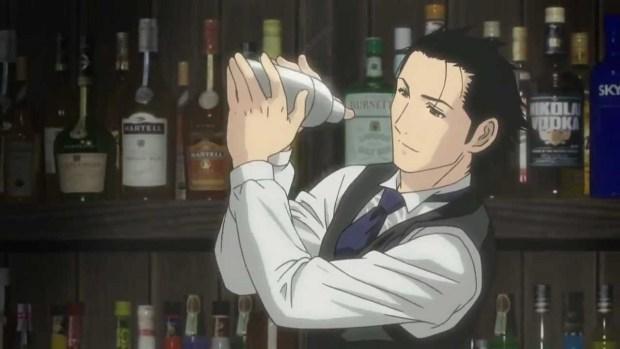 anime bartender