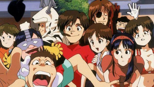 old school anime