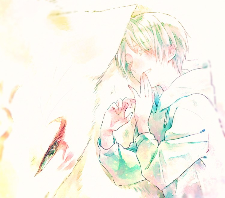 Natsume.Yuujinchou happy