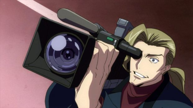 anime journalist