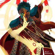 demon slayer tanjirou earrings - Google Search