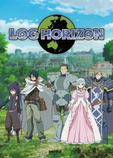 log horizon box art