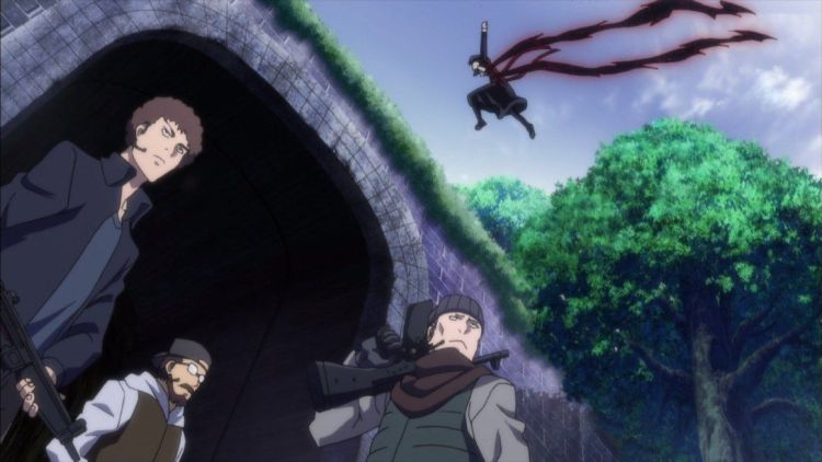 Bungo Stray Dogs 3 – ep 11_ Generations - Gallery