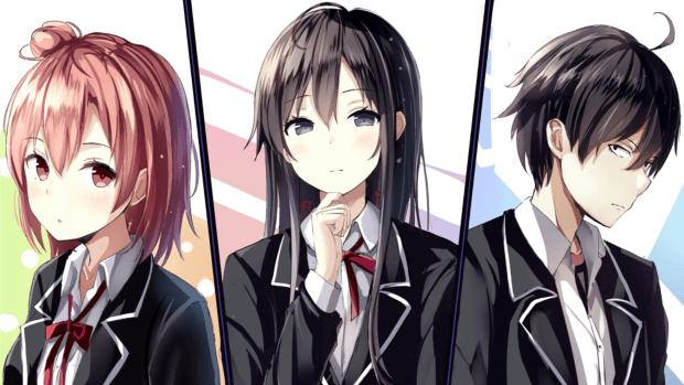 5091007-anime-black-eyes-black-hair-boy-girl-hachiman-hikigaya-long-hair-my-teen-romantic-comedy-snafu-pink-hair-school-uniform-short-hair-yui-yuigahama-yukino-yukinoshita
