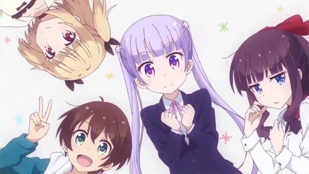 New game anime