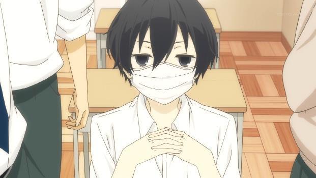 tanaka kun is sick