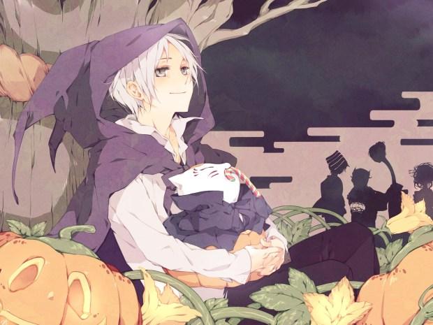 Halloween natsume