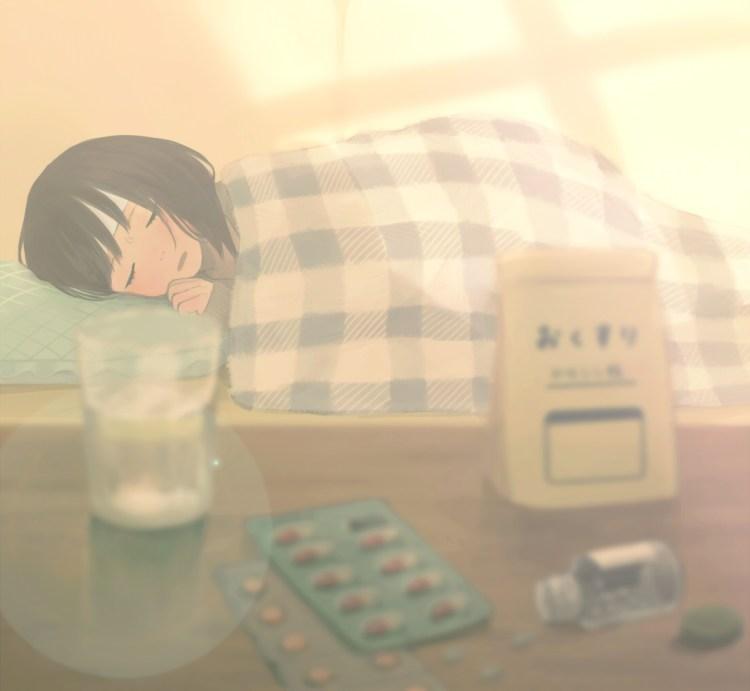 anime flu