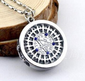 BB locket watch