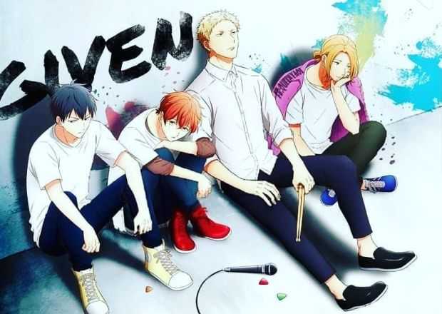 Given anime