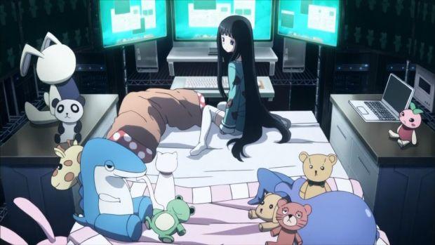 Hikikomori anime