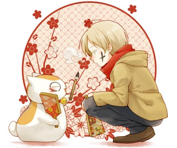 Natsume.Yuujinchou. new year
