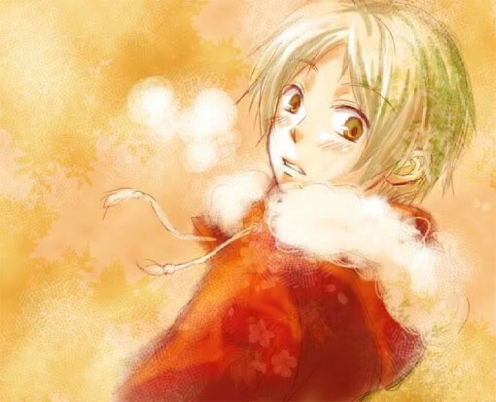young natsume in the cold