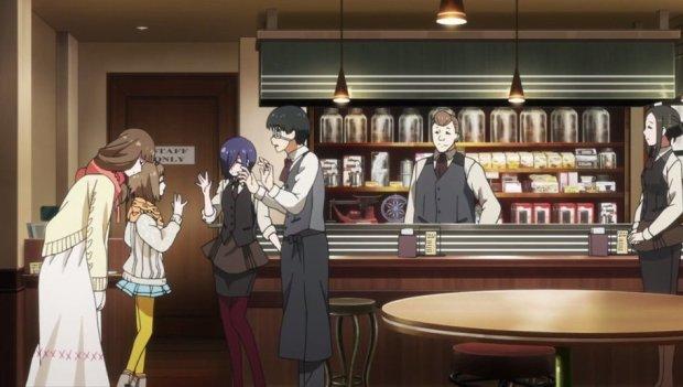 tokyo ghoul coffee shop