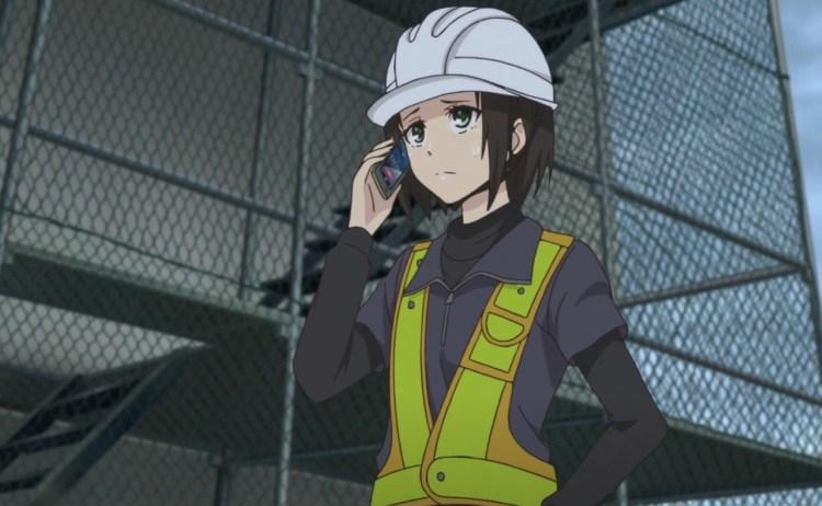 Anime construction