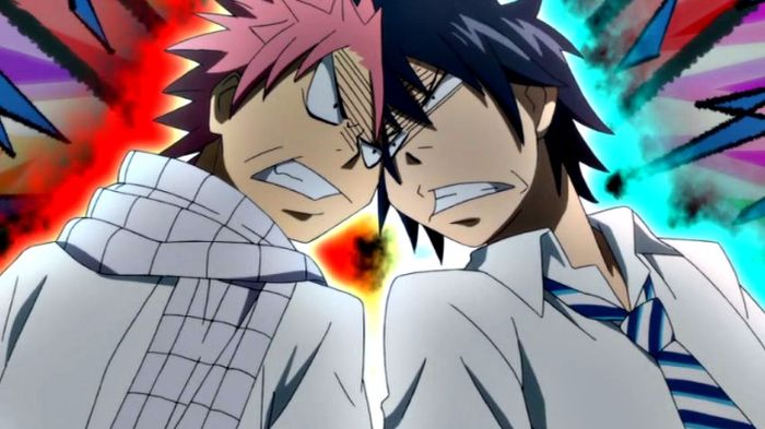fairy tail rival