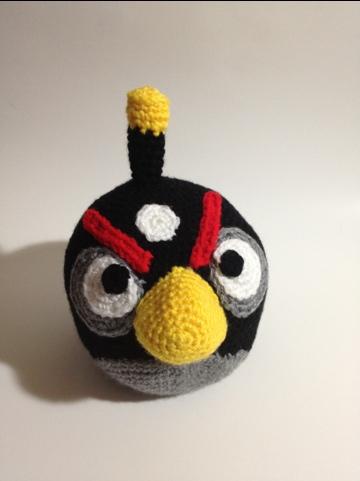 Angry Bird crochet hat   Free amigurumi and crochet patterns ...   481x360