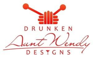 Drunken Aunt Wendy Logo