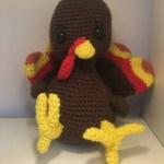 Crochet Turkey