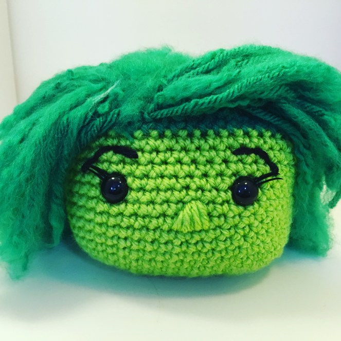 The Hulk Free Crochet Pattern • Spin a Yarn Crochet | 663x663