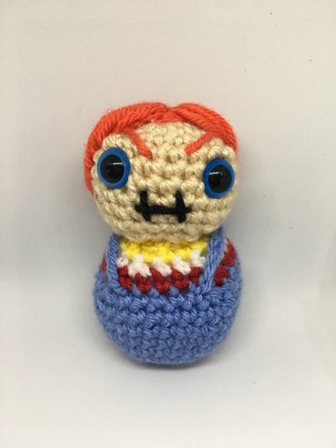 Crochet Mini Chucky