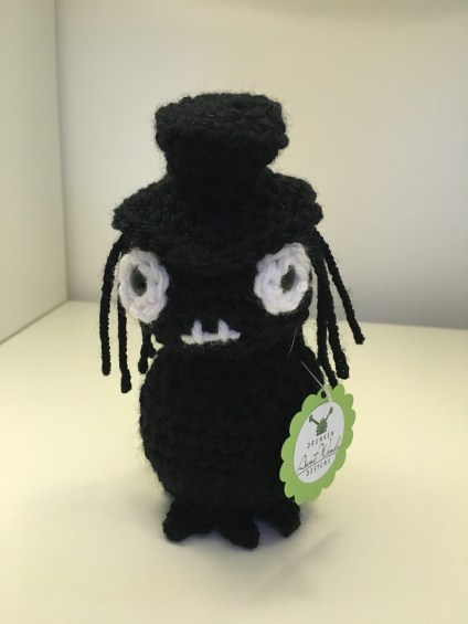 Crochet Babadook Pattern