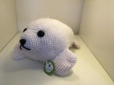 Crochet Baby Seal Pattern
