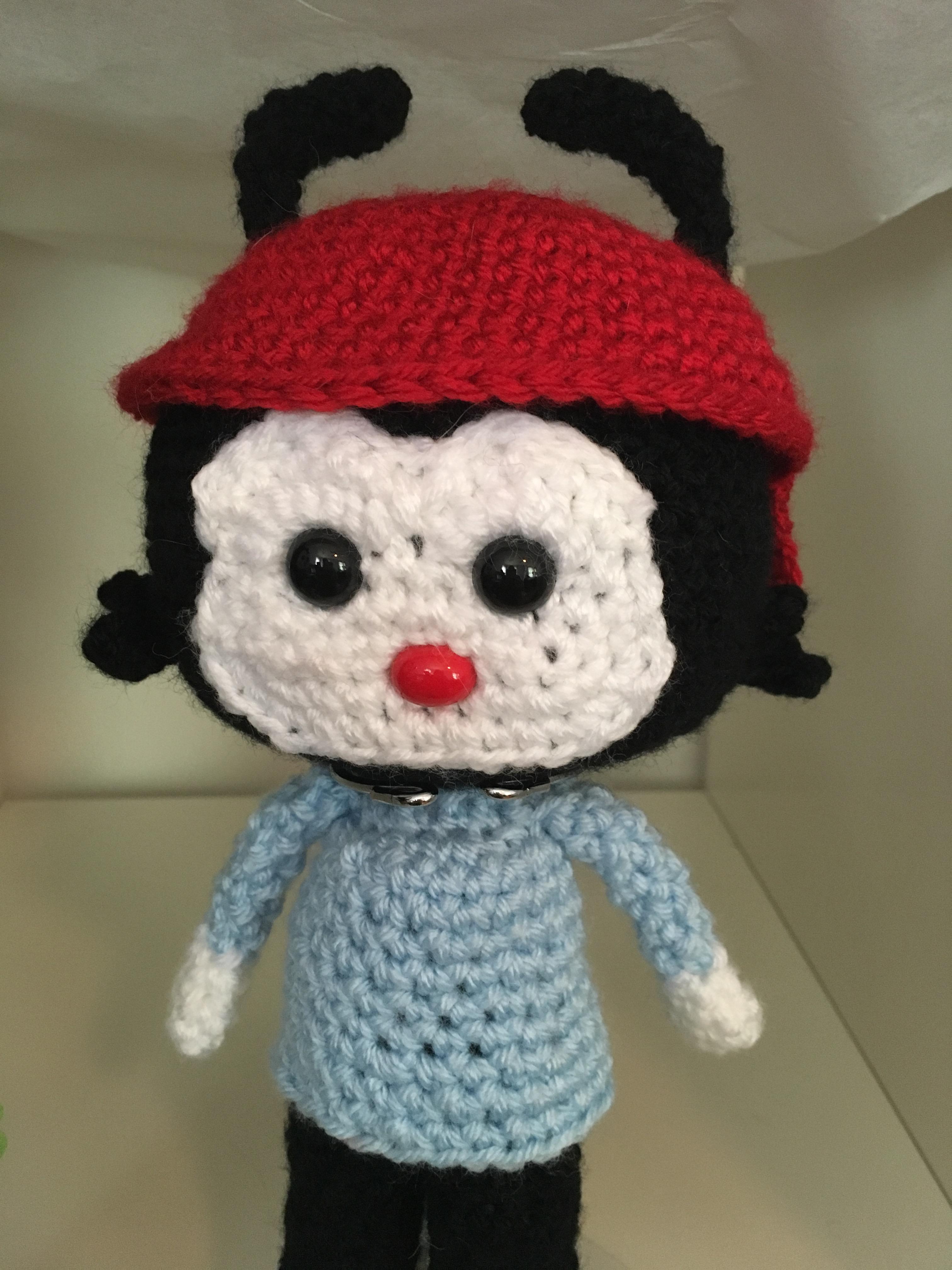 Wakko – Free Crochet Pattern