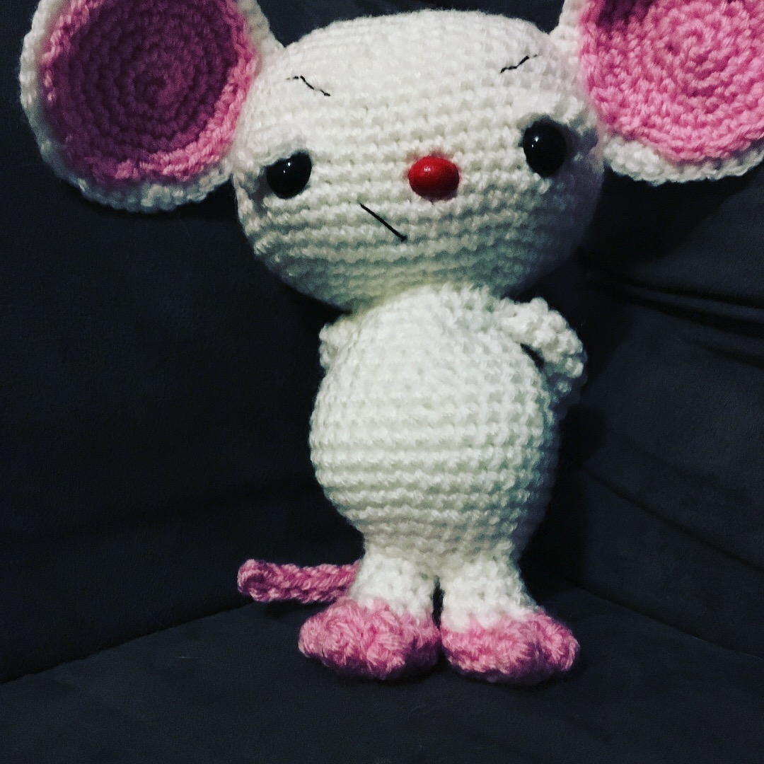 Brain – Free Crochet Pattern