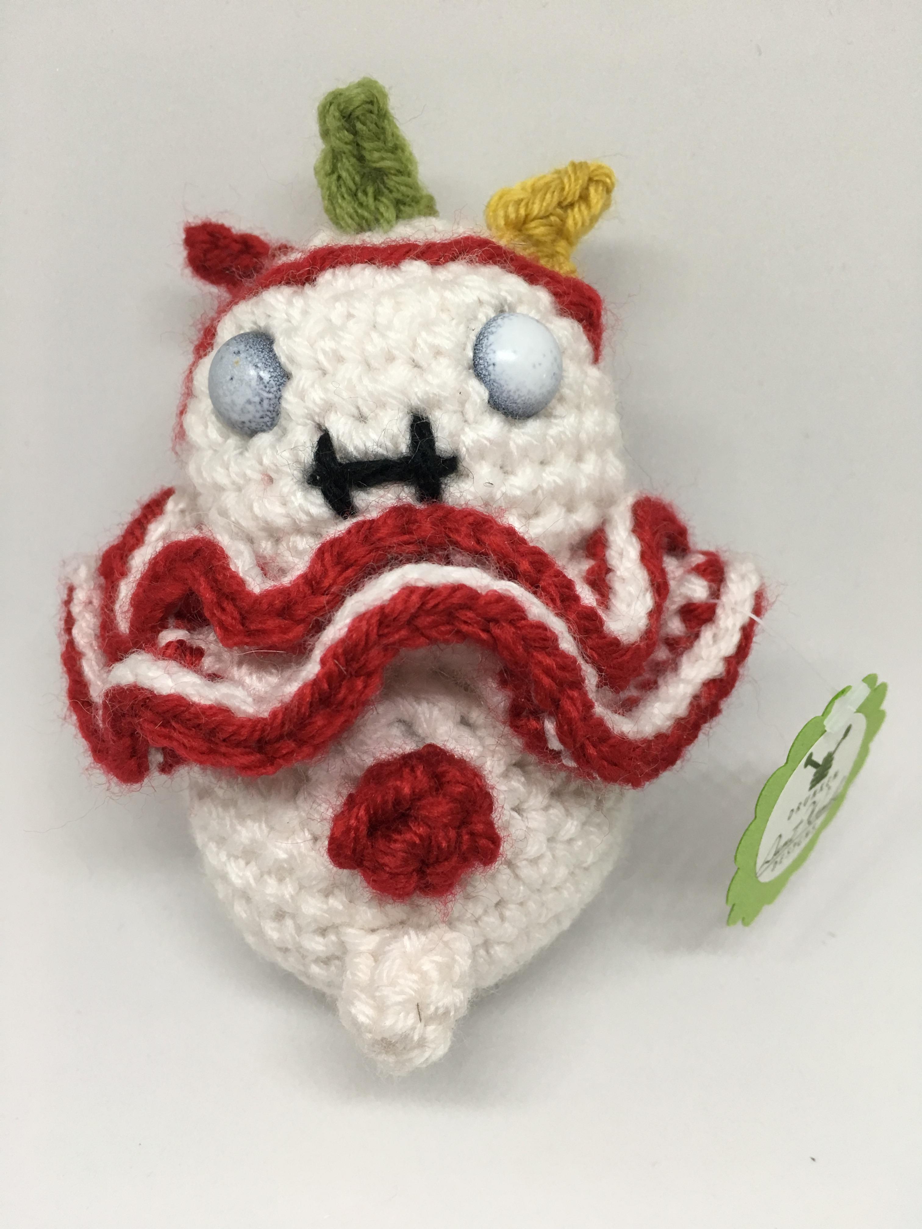Twisty – Free Crochet Pattern