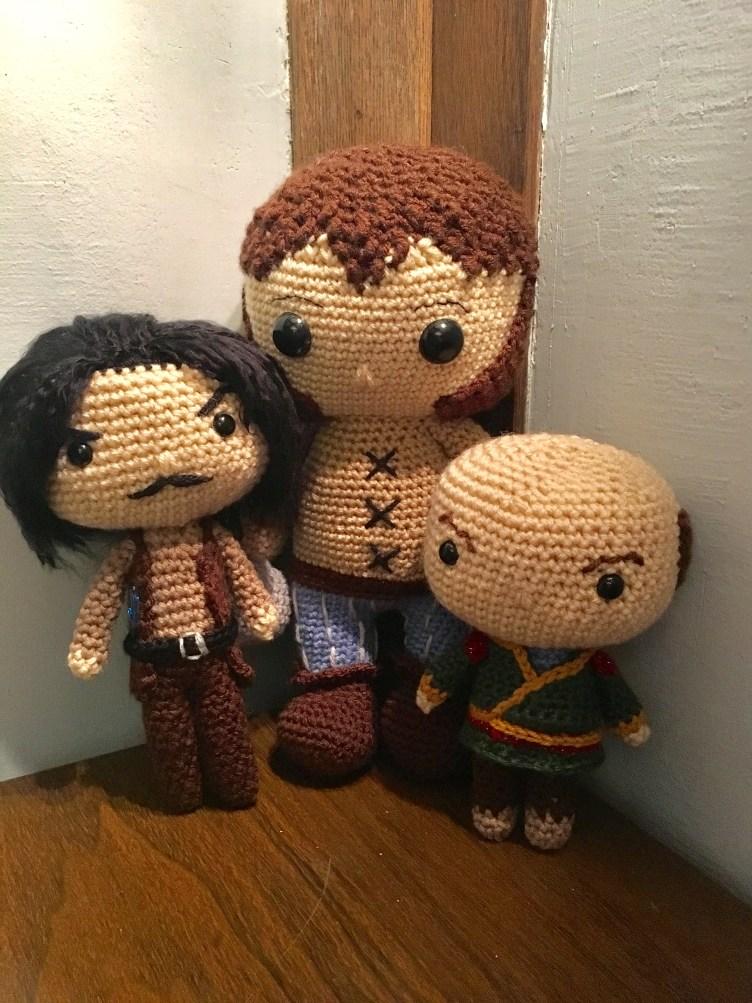 Princess Bride Crochet