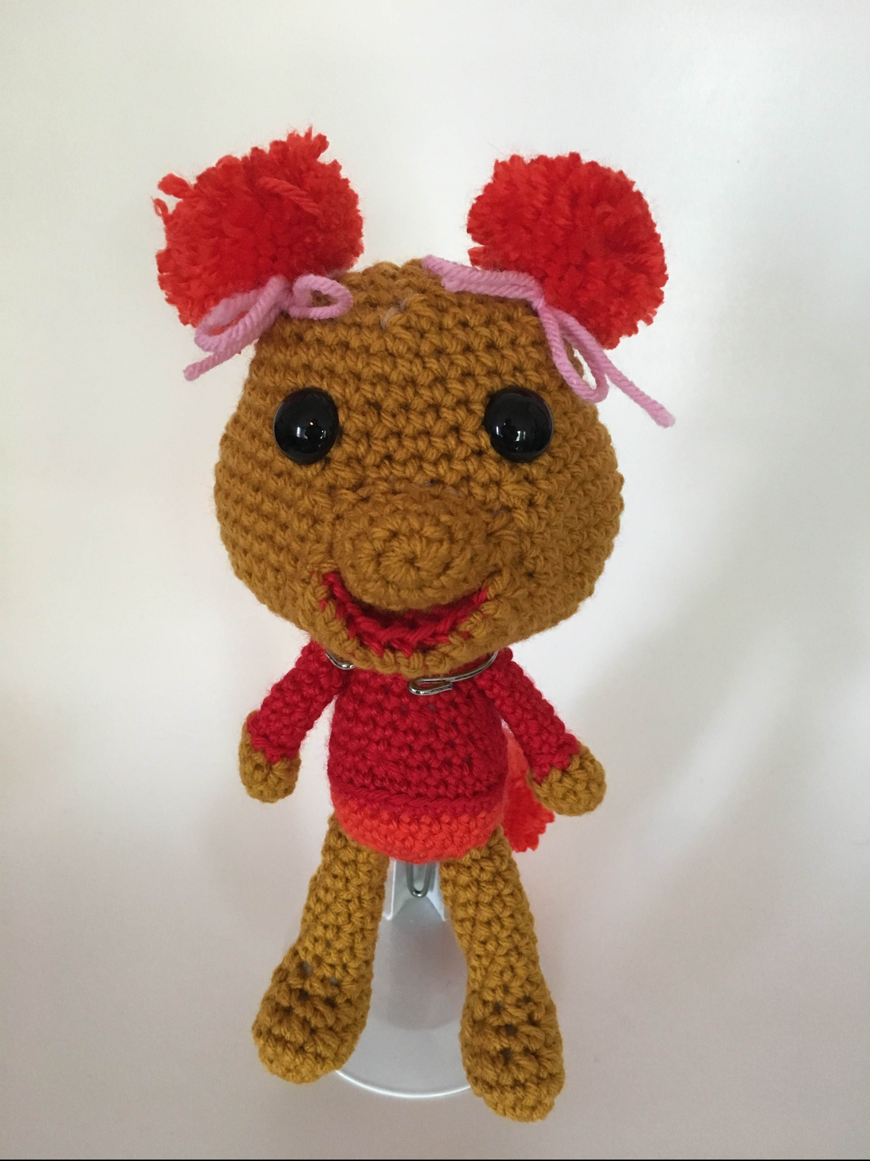 Red Fraggle – Free Crochet Pattern
