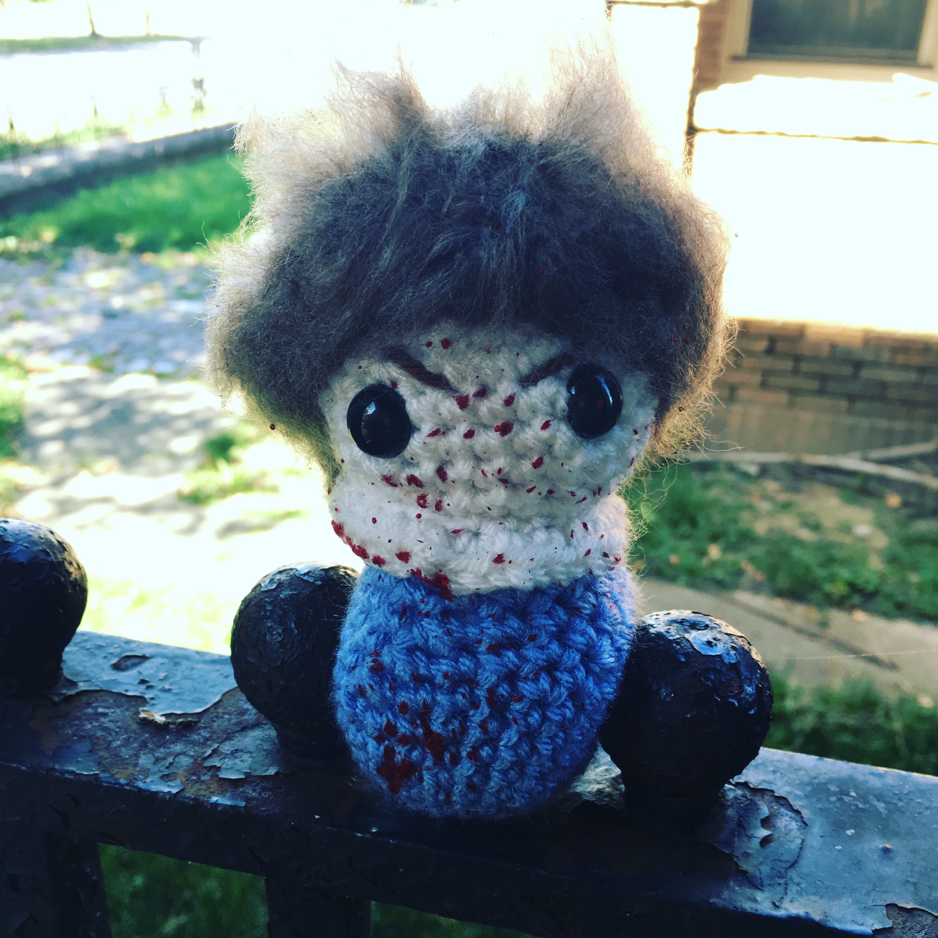 Michael Myers – Free Crochet Pattern