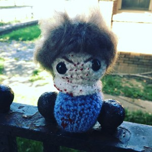 Michael Myers Crochet Pattern