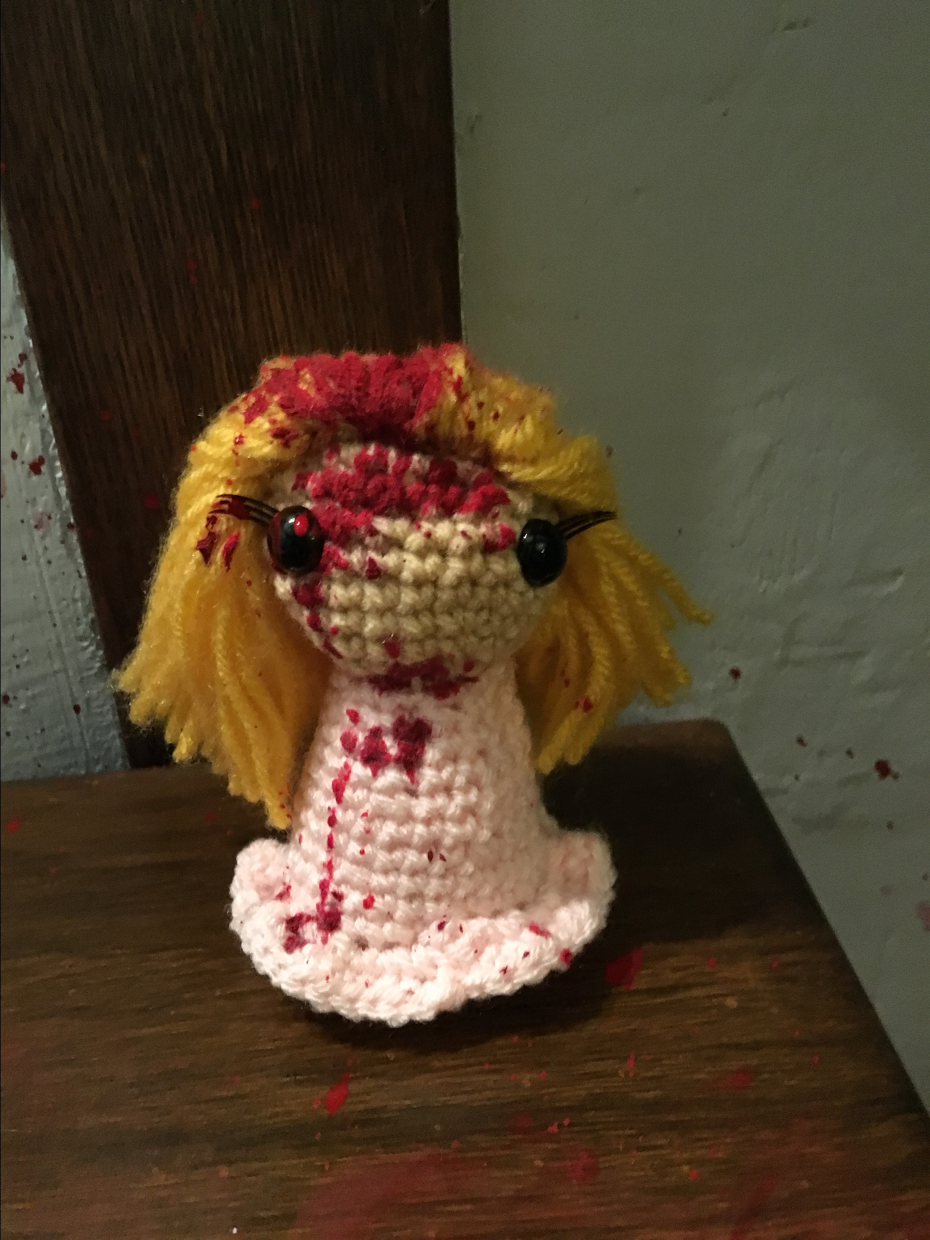 Mini Monsters – Carrie