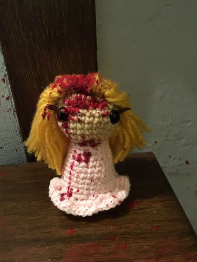 Crocheted Carrie