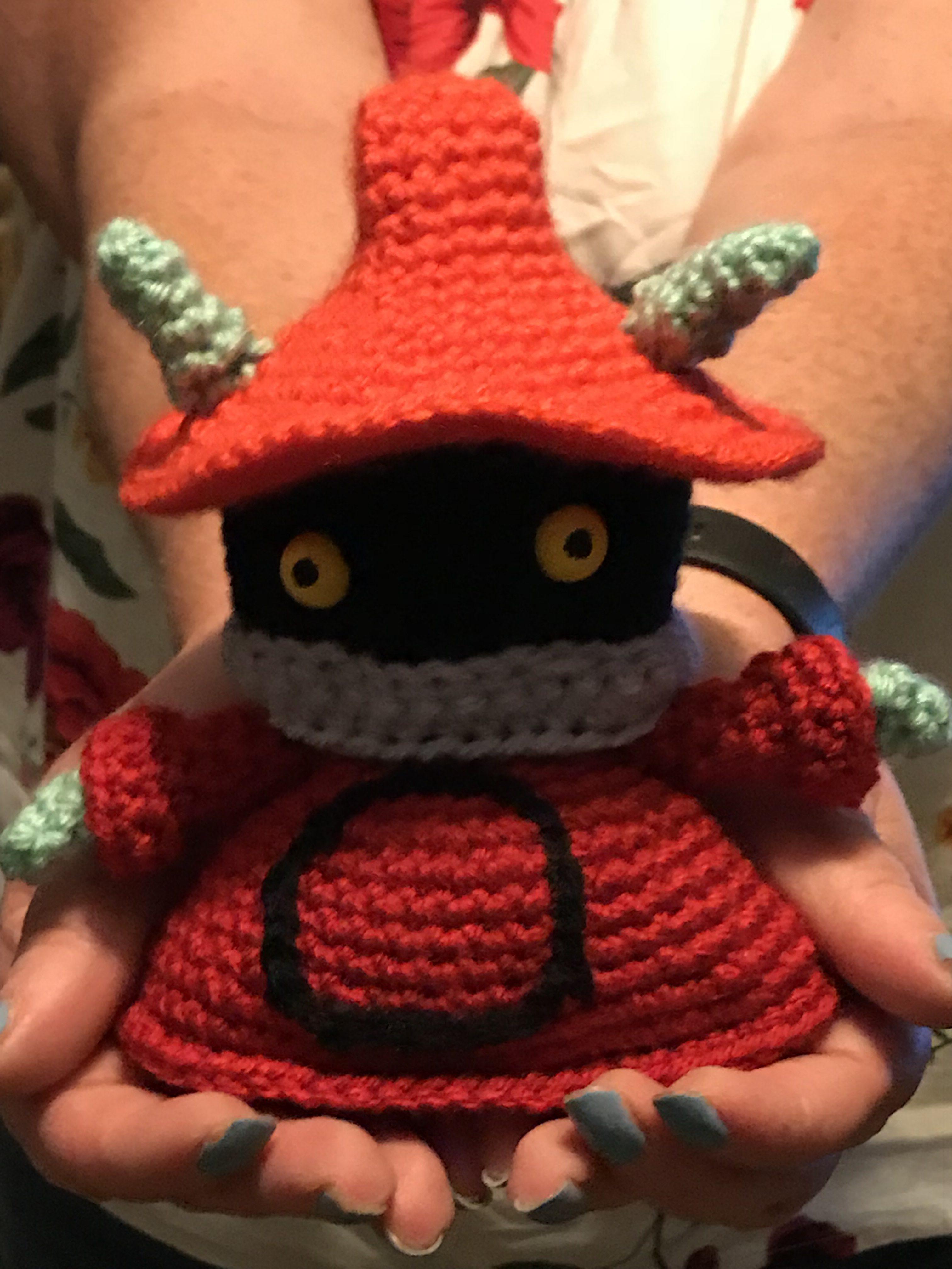 Orko – Free Crochet Pattern