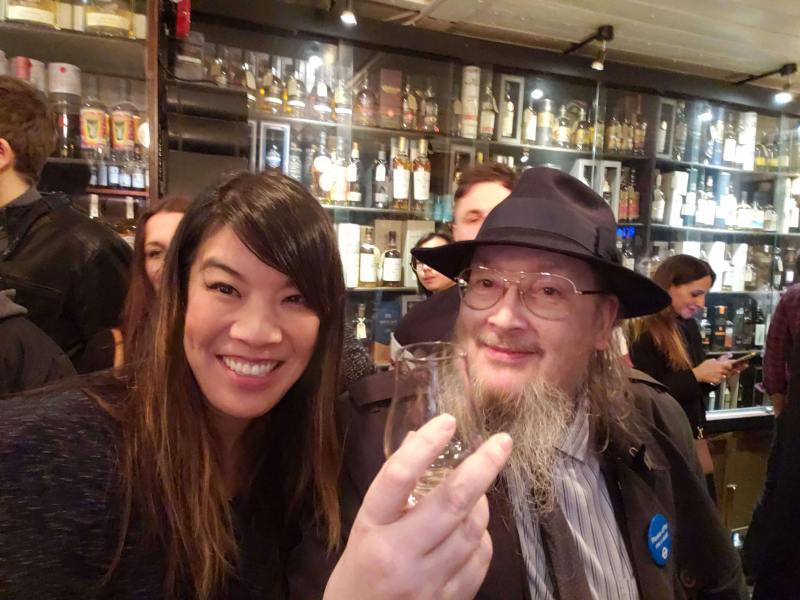 Milroy's of Soho with Uncle Baldric