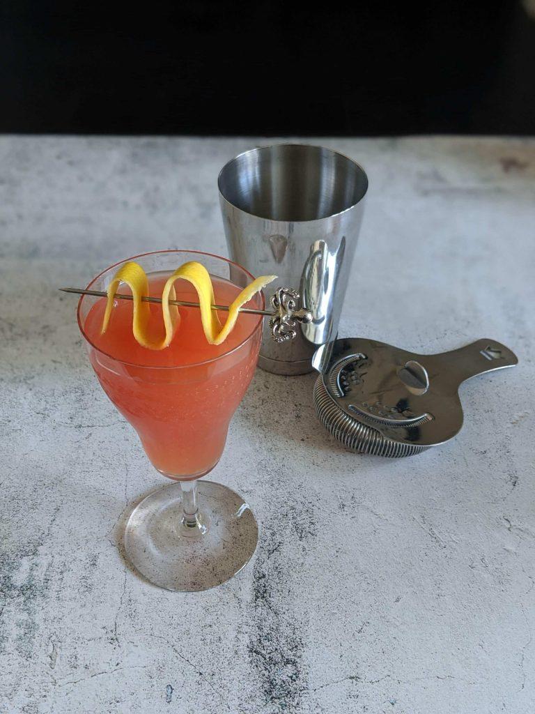 Deadpan Fix Cocktail