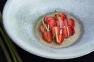 Bild Gang Erdbeere-Süßdolde-Traubenkernöl von Micha Schäfer